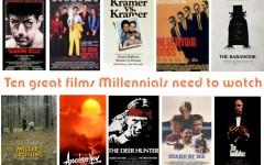 Ten great films Millennials need to watch