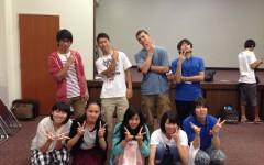TAHS student Jacob Damon living in Japan through Rotary Exchange