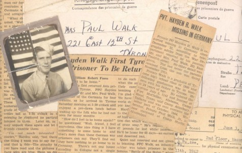 Remembering WWII POW and Tyrone native Hayden Walk