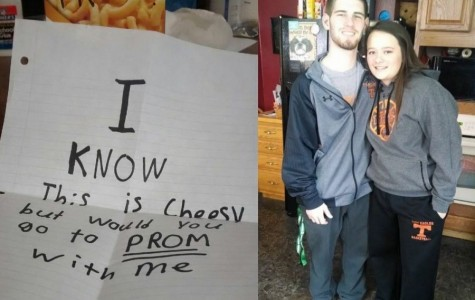 "TAHS promposal contest: Pooky's ""cheesy"" promposal!"