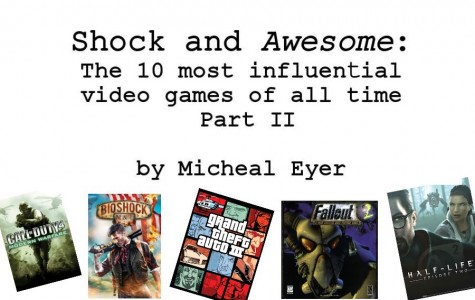 Shock and Awesome: the top 10 most influential games of all time, part 2