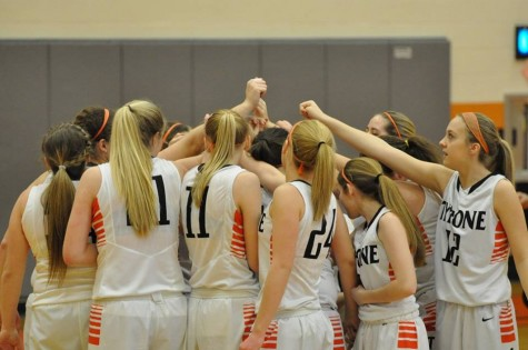 Tyrone Lady Eagles look back on 2014-2015