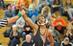 Freshman Hicks takes top 12 in PA Junior Wrestling Championships