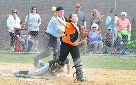 Lady Eagles drop 3-0 pitchers duel to PV