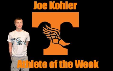 Athlete of the Week: Joe Kohler