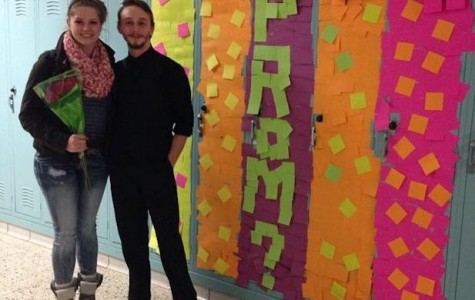 "TAHS promposal contest: ""Post-it"" promposal!"