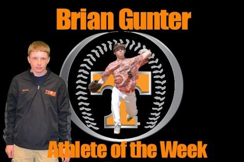Athlete of the Week: Brian Gunter