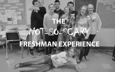 The not-so-scary freshman year experience