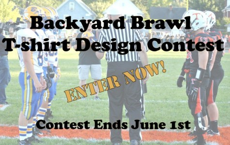Backyard brawl t-shirt design contest for Tyrone and Bellwood community