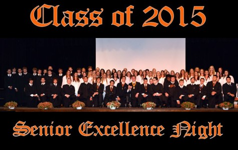 Over $112,000 in scholarships awarded to the Class of 2015 at Senior Excellence Night