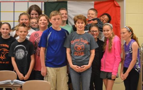 Sixth grade teacher Elaine Conrad to retire after 25 years