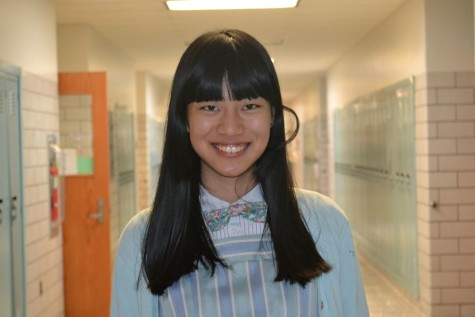 Japanese Rotary Exchange student reflects on her year at TAHS