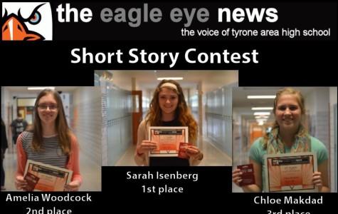 2015 Eagle Eye Short Story Contest winners