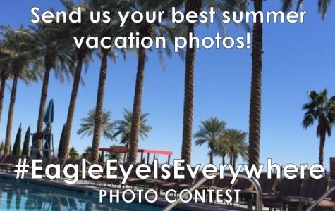 #EagleEyeIsEverywhere Summer Photo Contest