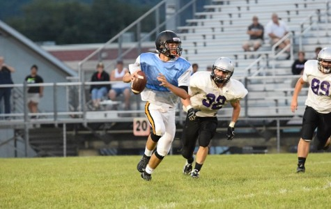 Photo Flash: Miffin County Scrimmage 8/28/15