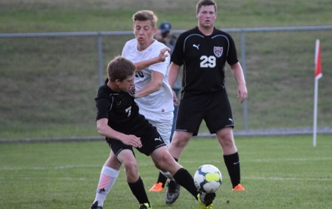 Boys soccer drops another decision to Huntingdon in OT