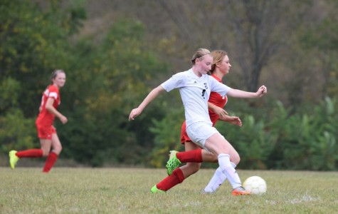Lady Eagles soccer falls to Clearfield 6-4 on the road