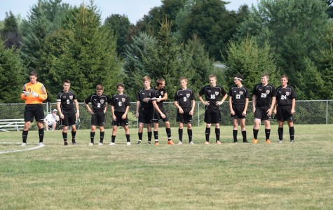 Boys Soccer falters 2-1 in their first game vs. P-O