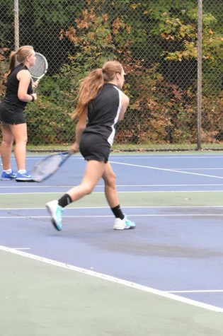 Girls Tennis: Central 4, Tyrone 3