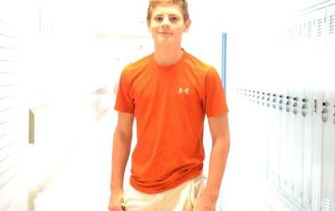 Freshman of the Week: James Lewis