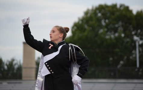 TAHS Marching Band finishes 2nd at Central Dauphin Competition