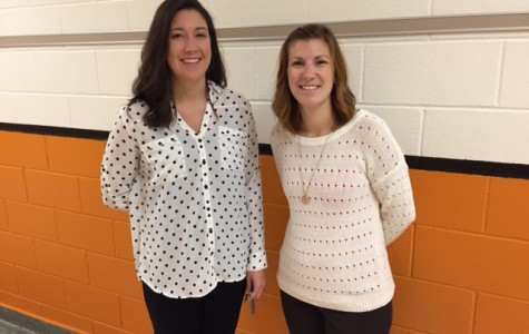 Middle School Teachers of the Month: Anne Maddox & Jenna Wray