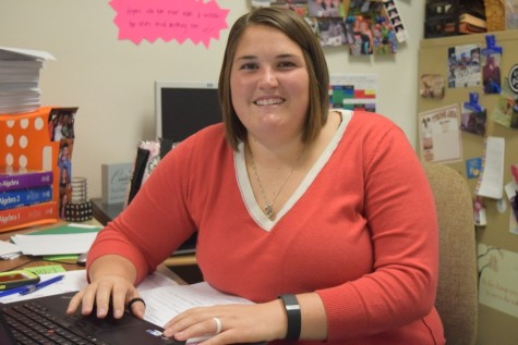 November Renaissance Teacher of the Month: Mrs. Tiffany Smith