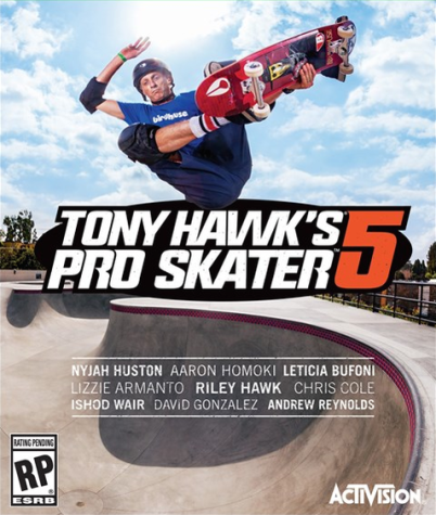 Faceplant: Game Review: Tony Hawk's Pro Skater 5