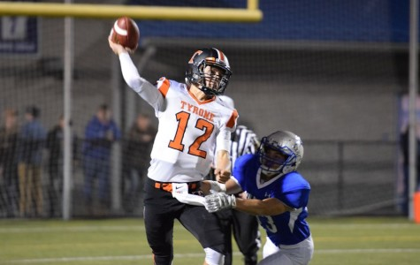 Golden Eagles escape Central Mountain with  21-20 victory