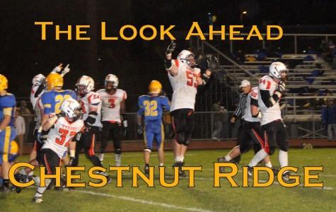 The Look Ahead: Chestnut Ridge Edition