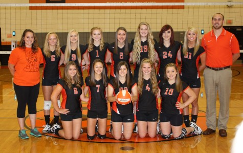 Lady Eagles volleyball playoff and season wrap up