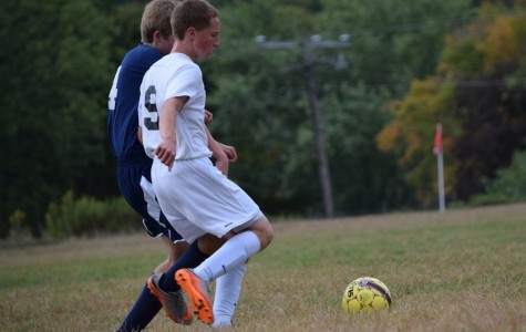Boys soccer ends regular season with 1-1 tie at Penns Valley
