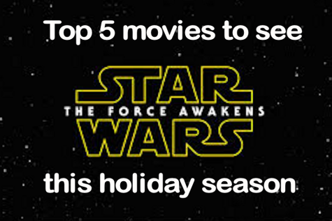 Top 5 movies to see this holiday season