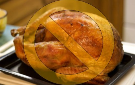 Turkey shortage hits TAES; students get ham for Thanksgiving