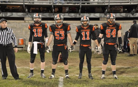 """Fear the """"T"""": Golden Eagles rout Penns Valley, 34-6"""