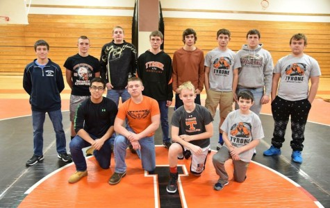 Tyrone wrestlers excited about 2015-2016 campaign