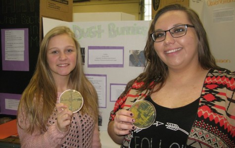Tyrone Ag students apply science to nature and agriculture at the 2015 Agri-Science Fair