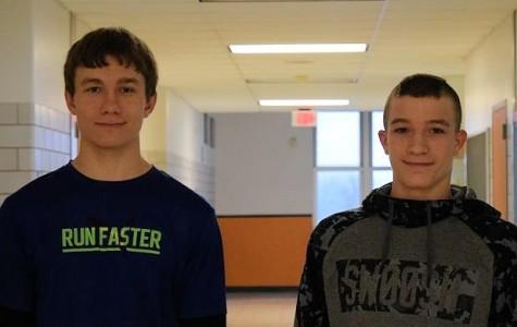 Athletes of the Week: Devon Brown and Sage Dixon