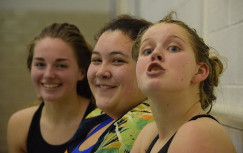 Double Win for Tyrone Swimming: Improving As They Go