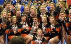 Tyrone Cheerleaders qualify for PIAA Competitive Spirit State Championships in Hershey