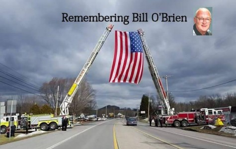Local hero Bill O'Brien remembered for a lifetime of service