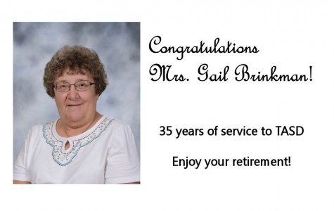 Gail Brinkman, longtime cafeteria employee, retires with 35 years of service
