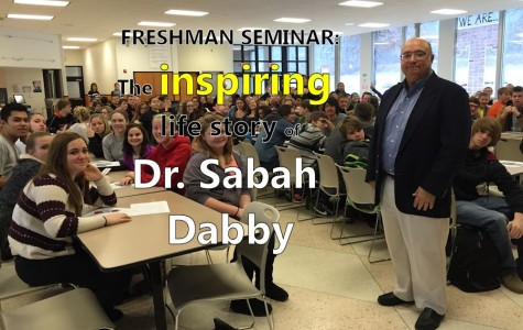 TAHS Freshman Inspired by Successful Businessman's Life Story
