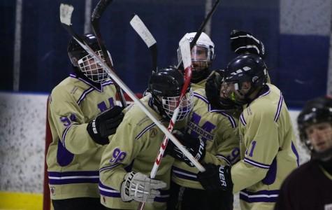 BG Hockey goes 1-0-1, shutting out Greater Johnstown