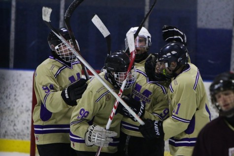 BG Hockey ties Johnstown; defeats Hollidaysburg and improves to 5-1-2 overall