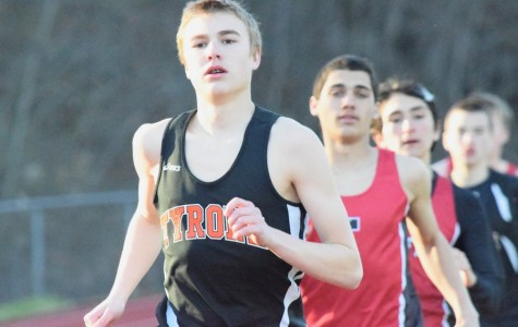 Boys Defeat Clearfield; Voyzey Sets New Record in Girls Loss