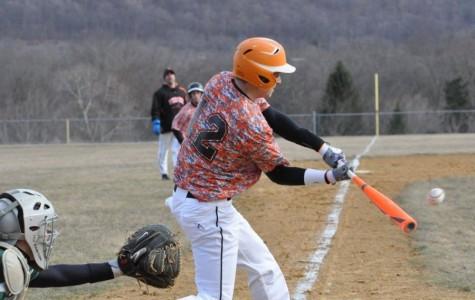 Tyrone Winds up for Baseball Season