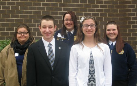 Five Tyrone Students Place at Pennsylvania Junior Academy of Science Competition