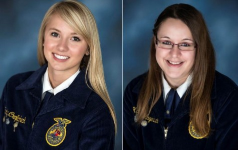 Crofcheck and Hagenbuch Chosen as Pennsylvania State FFA Proficiency Winners