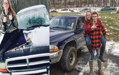 "TAHS Promposal Contest: A ""Truck Yeah"" Promposal"